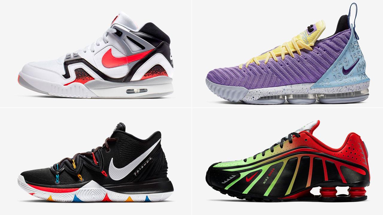 May 2019 Nike Sneaker Release Dates