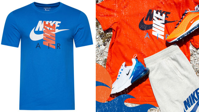 "47b5eac1 Nike City Brights T-Shirts to Match the Nike ""Endless Summer"" Sneaker Pack"