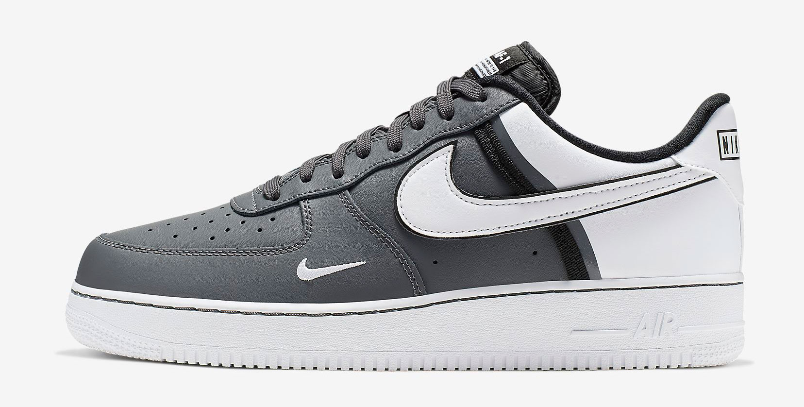 nike-air-force-1-dark-grey-white-black-release-date
