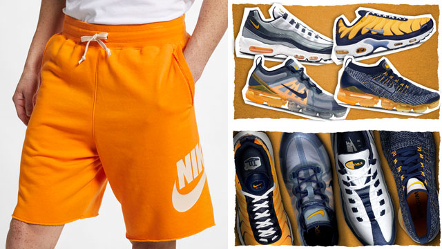 nike-air-laser-orange-clothing-match