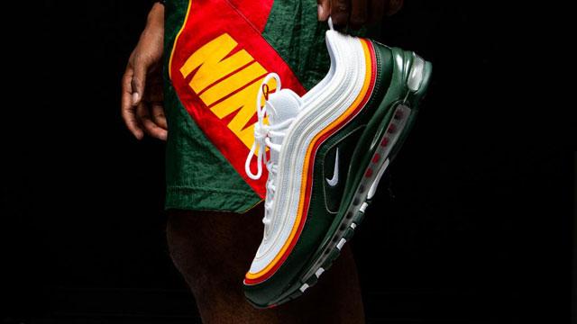 Nike Air Max 97 Evergreen Sonics Shorts