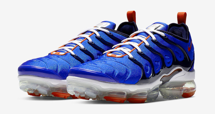 info for c1c9e 683ec Nike Air VaporMax Plus Racer Blue Shirt Match | SneakerFits.com