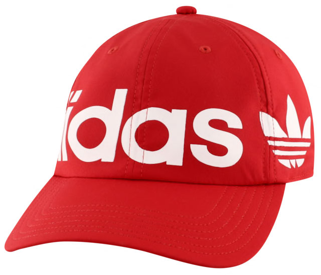adidas-originals-big-logo-snapback-hat-red-white