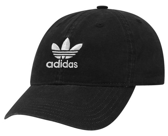 adidas-originals-dad-hat-black-white