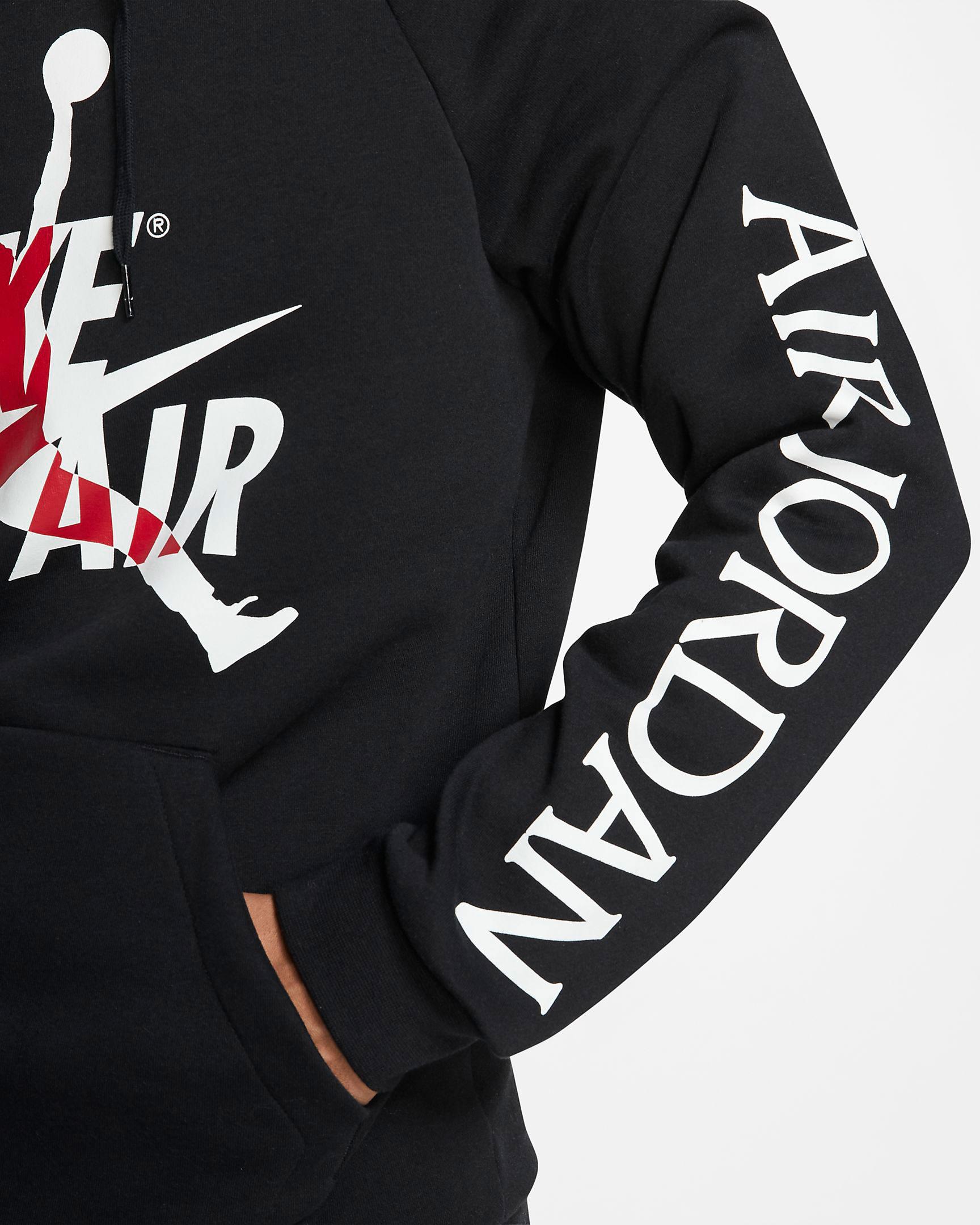 air-jordan-1-high-gym-red-black-hoodie-2