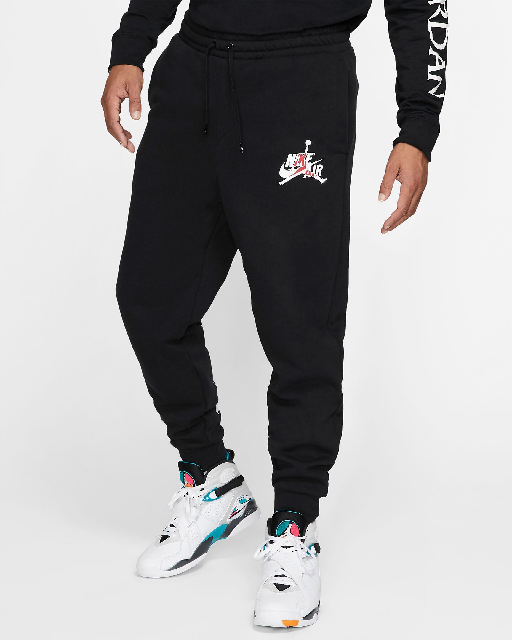 air-jordan-1-high-gym-red-black-jogger-pants-1