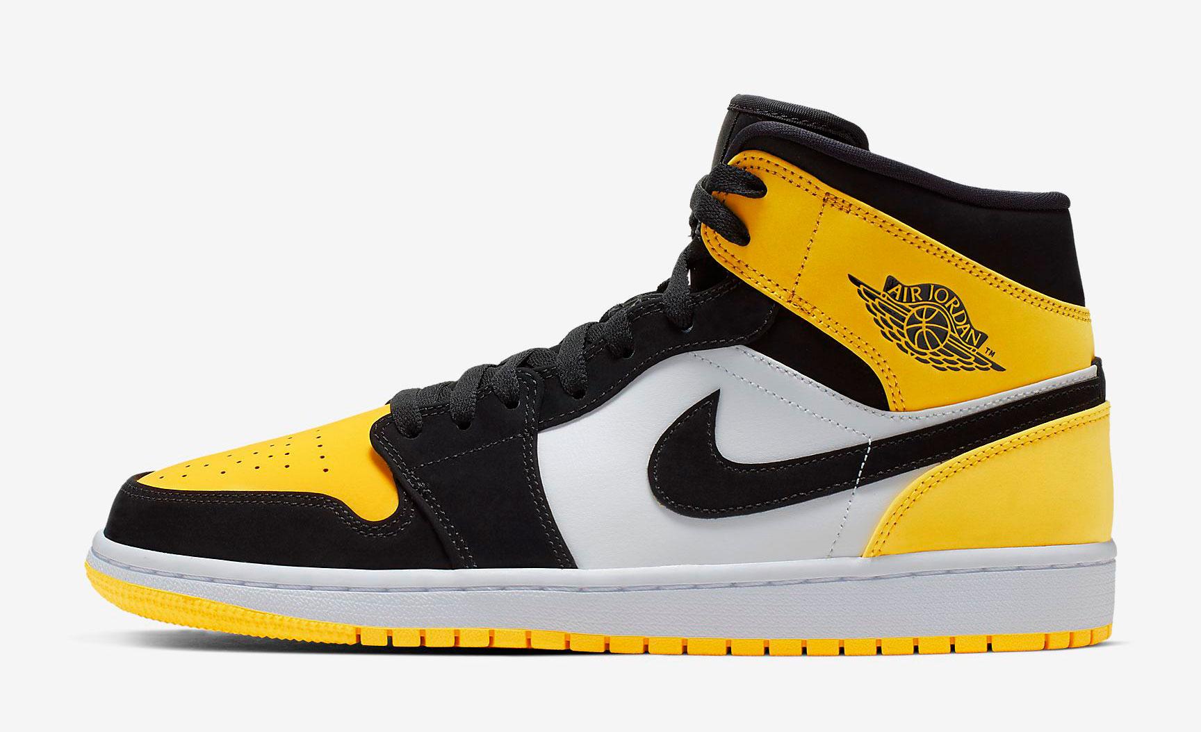 air-jordan-1-mid-yellow-toe-outfits