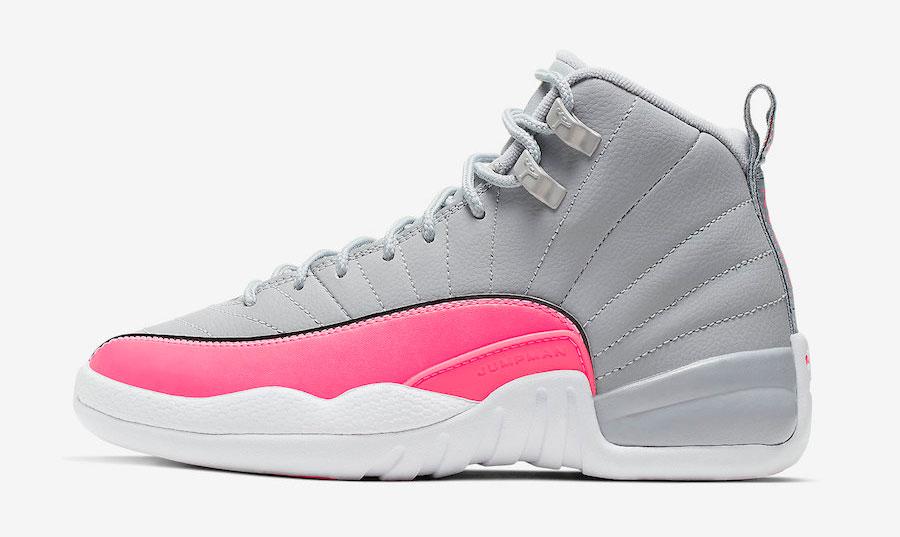 air-jordan-12-wolf-grey-racer-pink-release-date