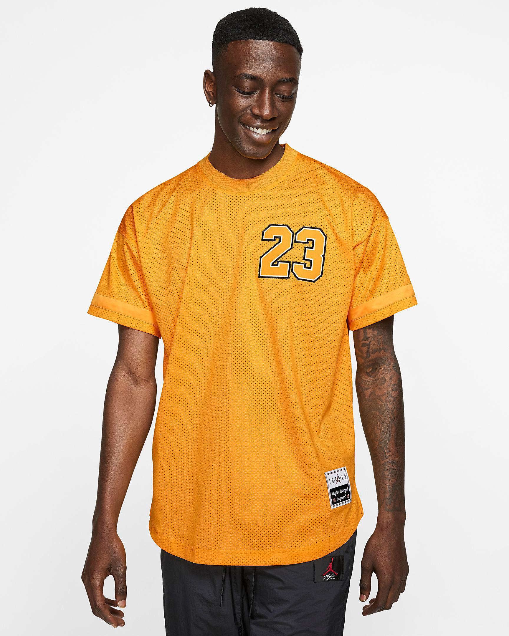 Air Jordan 13 Lakers Matching Shirts