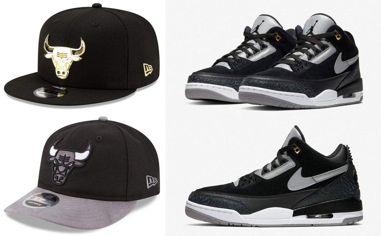 air-jordan-3-tinker-black-cement-hats