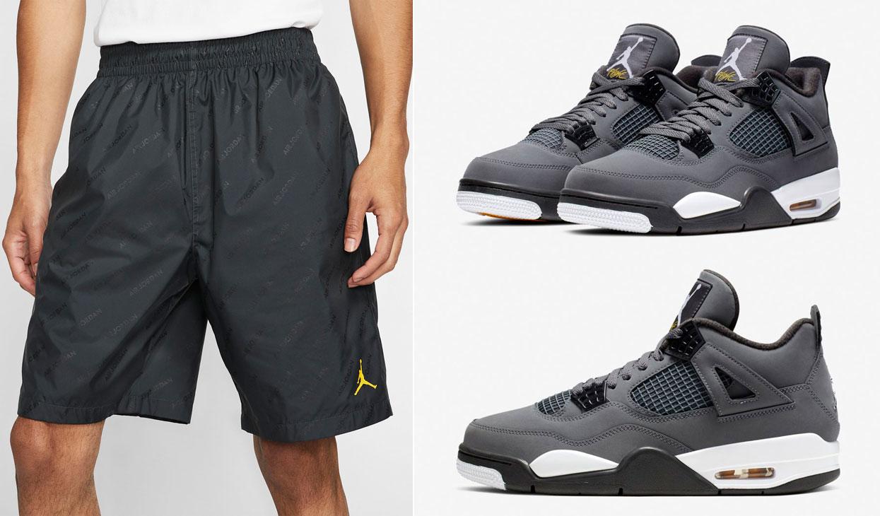 air-jordan-4-cool-grey-2019-shorts