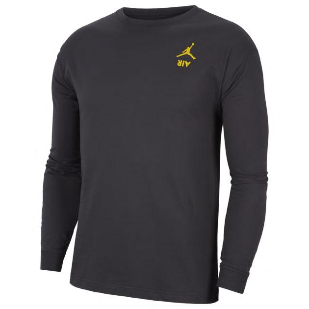 air-jordan-4-cool-grey-long-sleeve-tee-grey-1