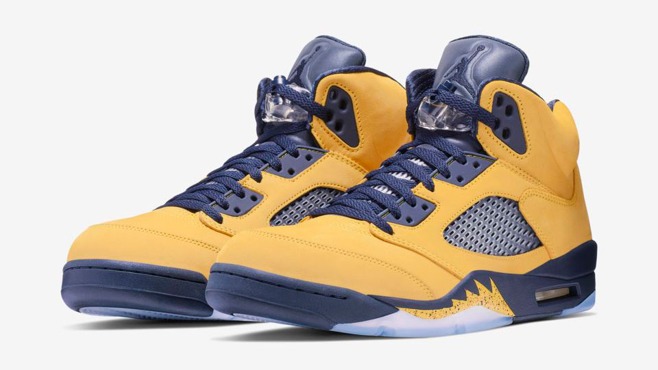 air-jordan-5-michigan-amarillo-clothing-match