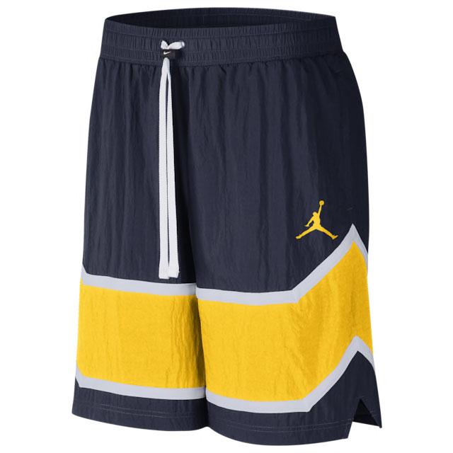 air-jordan-5-michigan-amarillo-navy-shorts-1