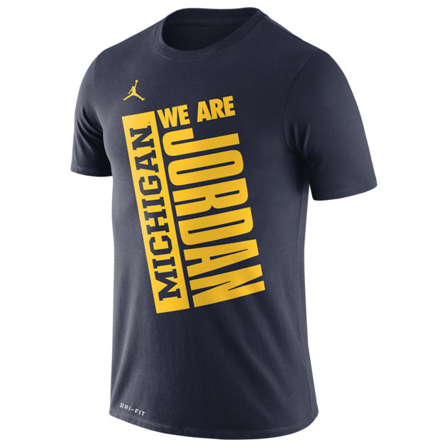 air-jordan-5-michigan-matching-shirt-1