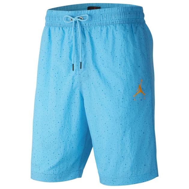 aqua-air-jordan-8-shorts