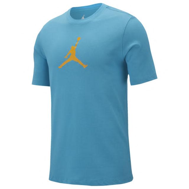 aqua-jordan-8-shirt