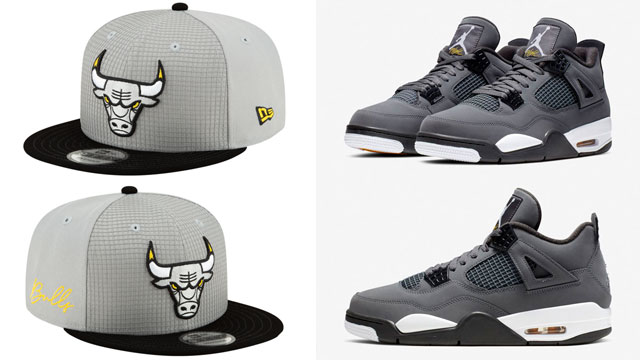 jordan-4-cool-grey-bulls-cap