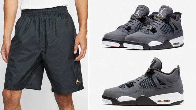 jordan-4-cool-grey-shorts