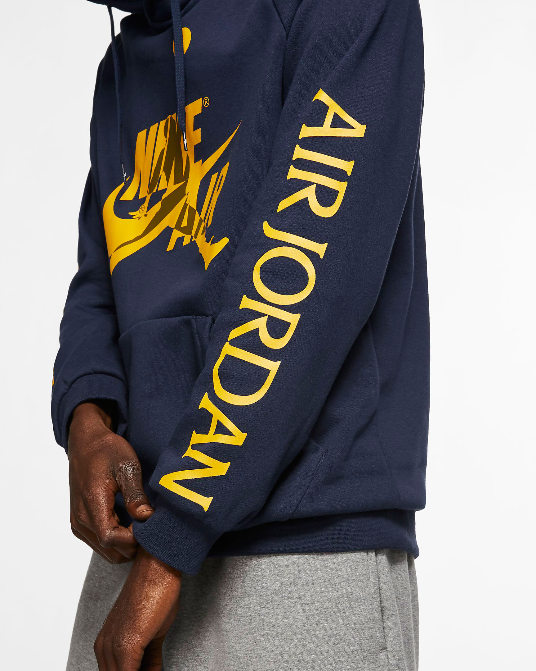 jordan-5-michigan-amarillo-navy-hoodie-match-3