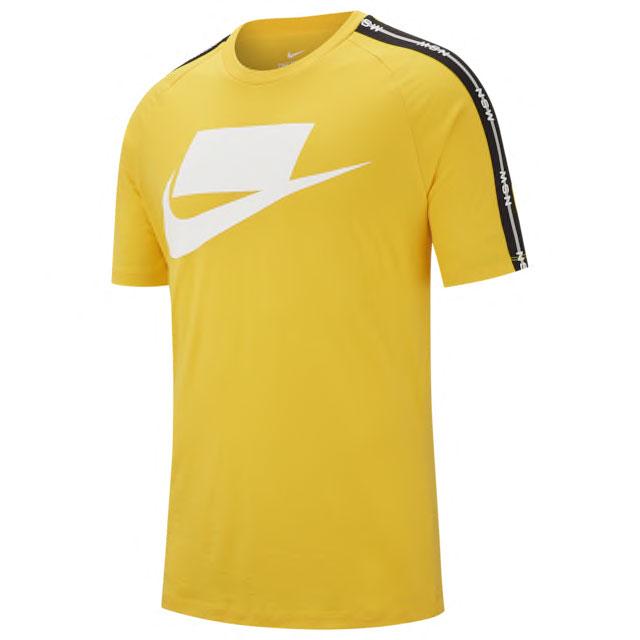 jordan-5-michigan-amarillo-navy-nike-shirt