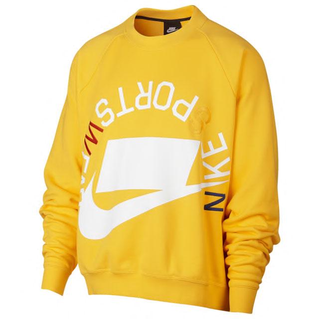 jordan-5-michigan-amarillo-navy-nike-sweatshirt