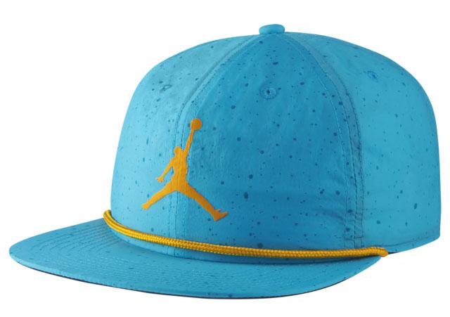 jordan-8-aqua-hat-match