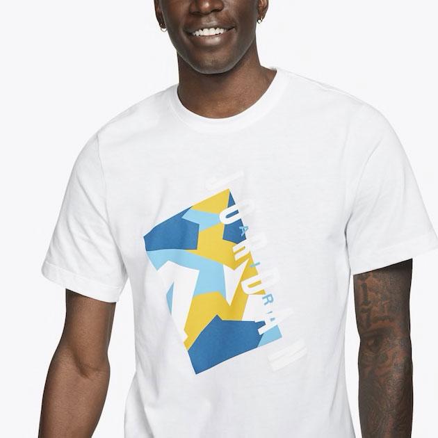 jordan-8-aqua-shirt-match