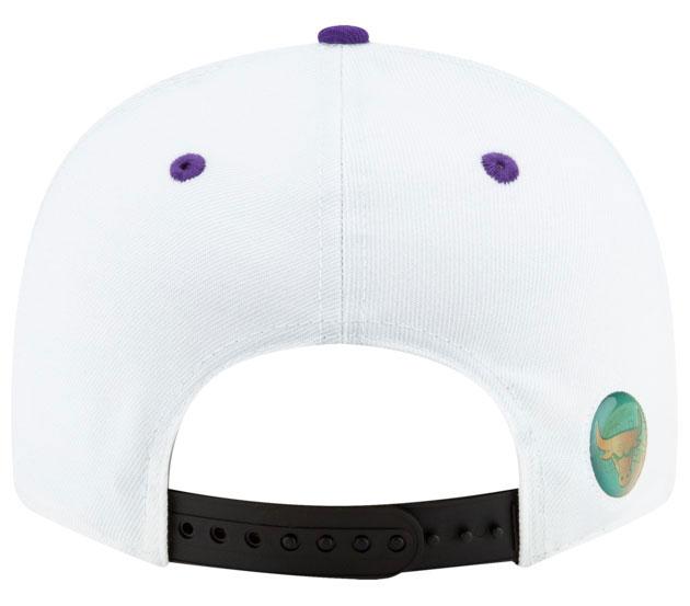 lakers-jordan-13-bulls-snapback-cap-3