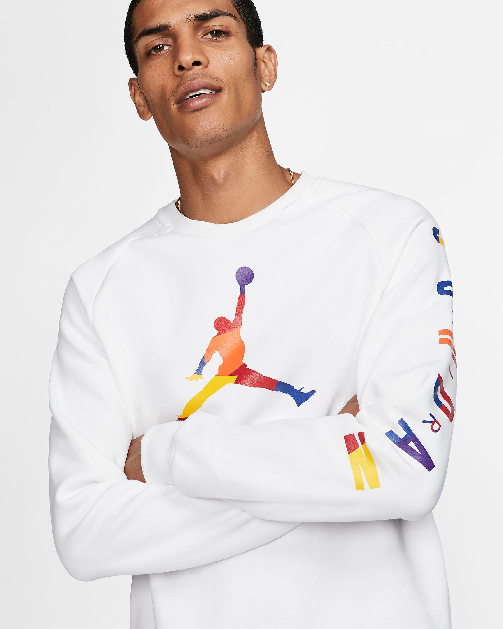 lakers-jordan-13-rivals-sweatshirt-white