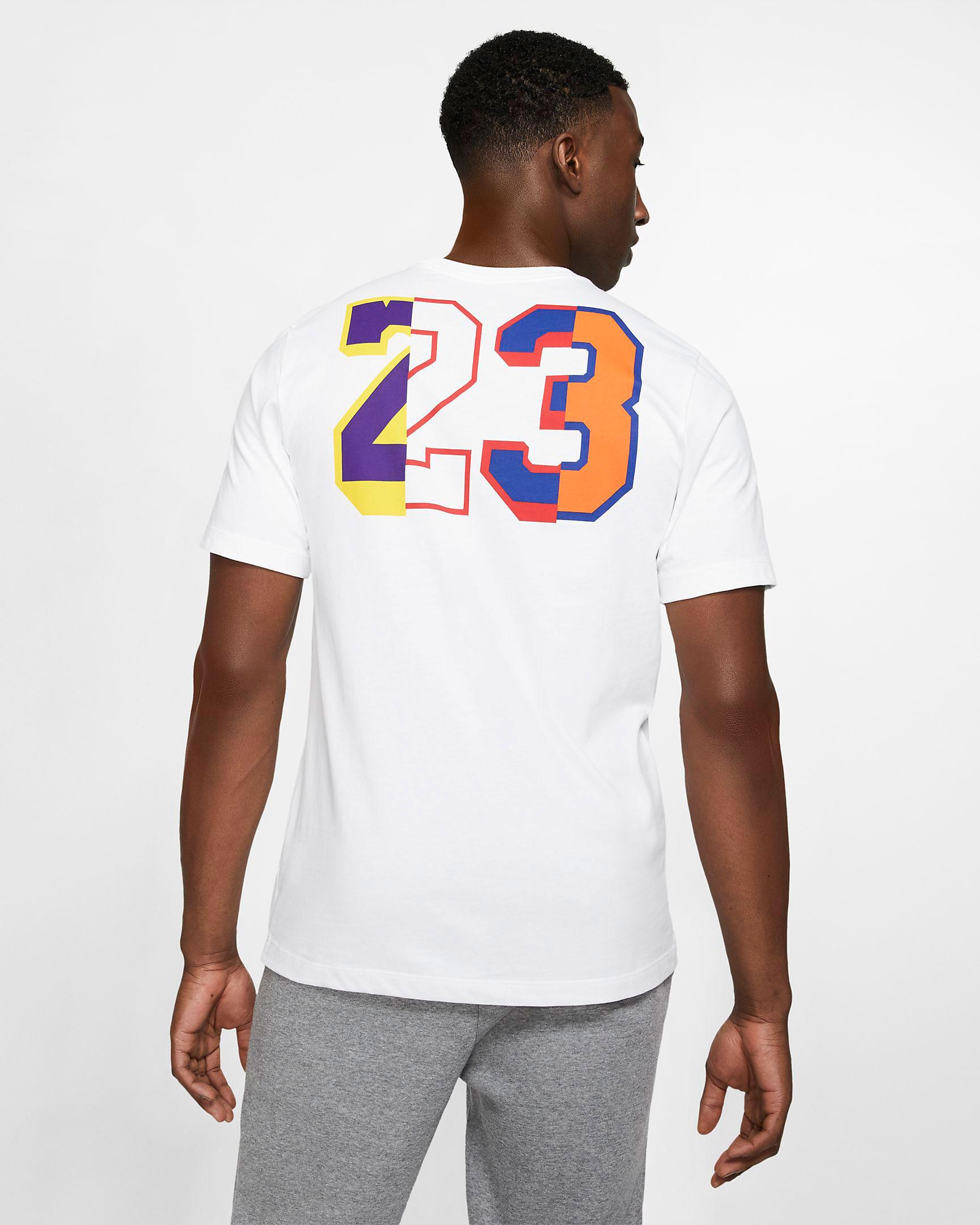 lakers-jordan-13-rivals-tee-shirt-white-2