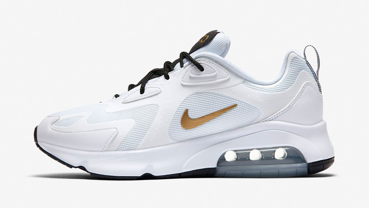 New Nike Air Max 200 Colorways Available |