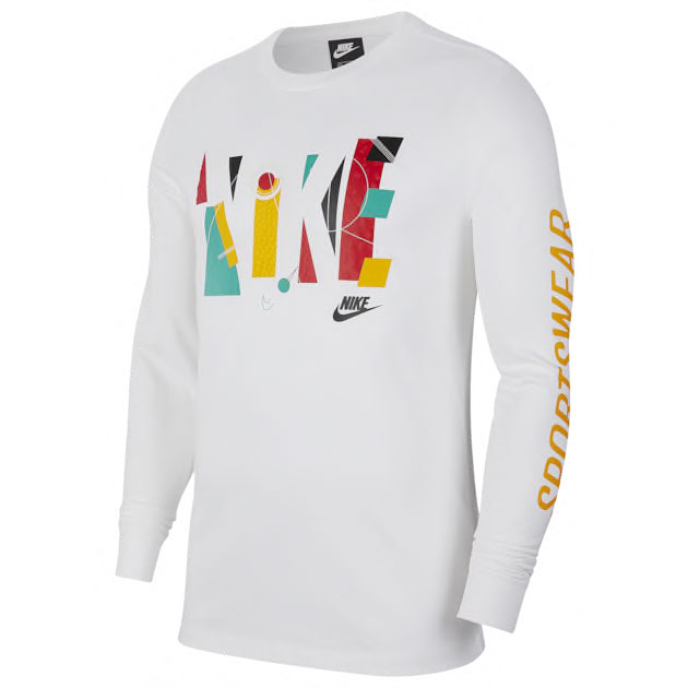 Nike Game Changer Long Sleeve Shirts and Shoes |