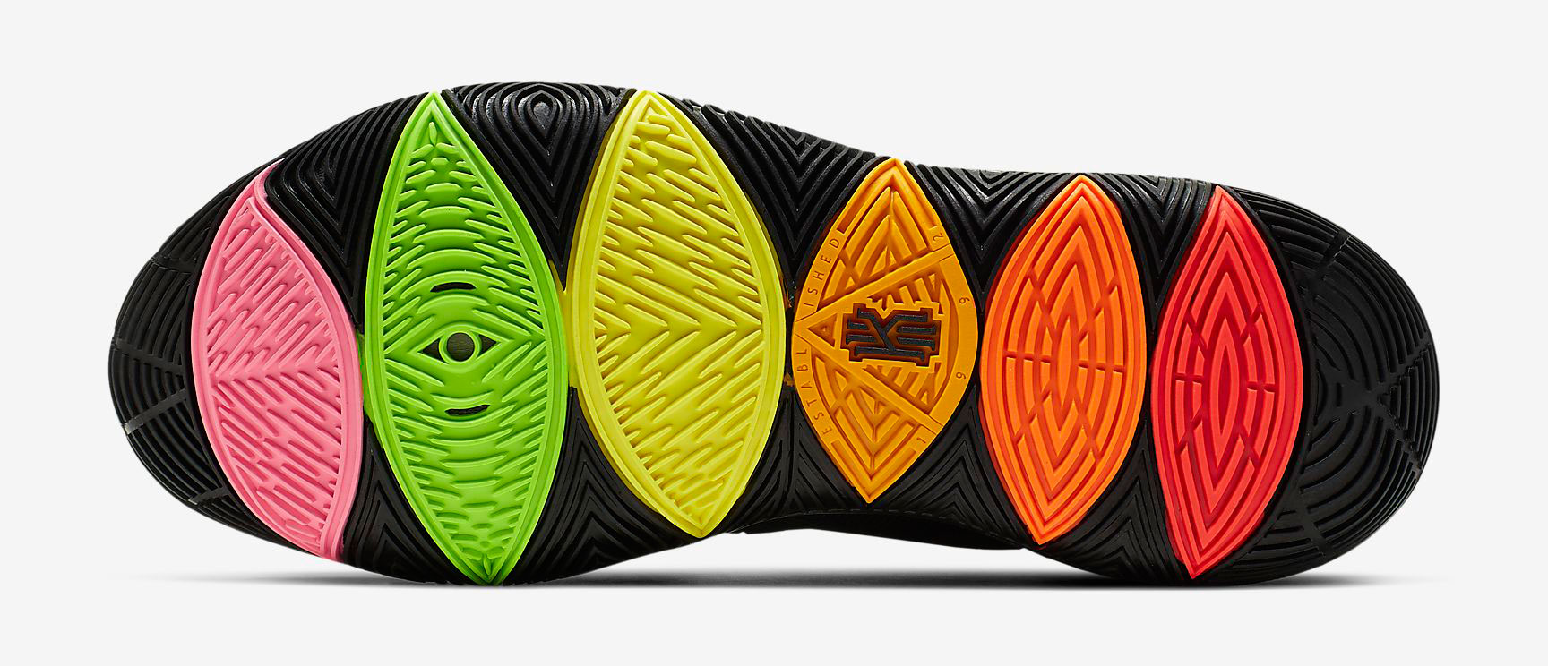 huge selection of 62ca7 e7109 Nike Kyrie 5 Triple Black Where to Buy | SneakerFits.com