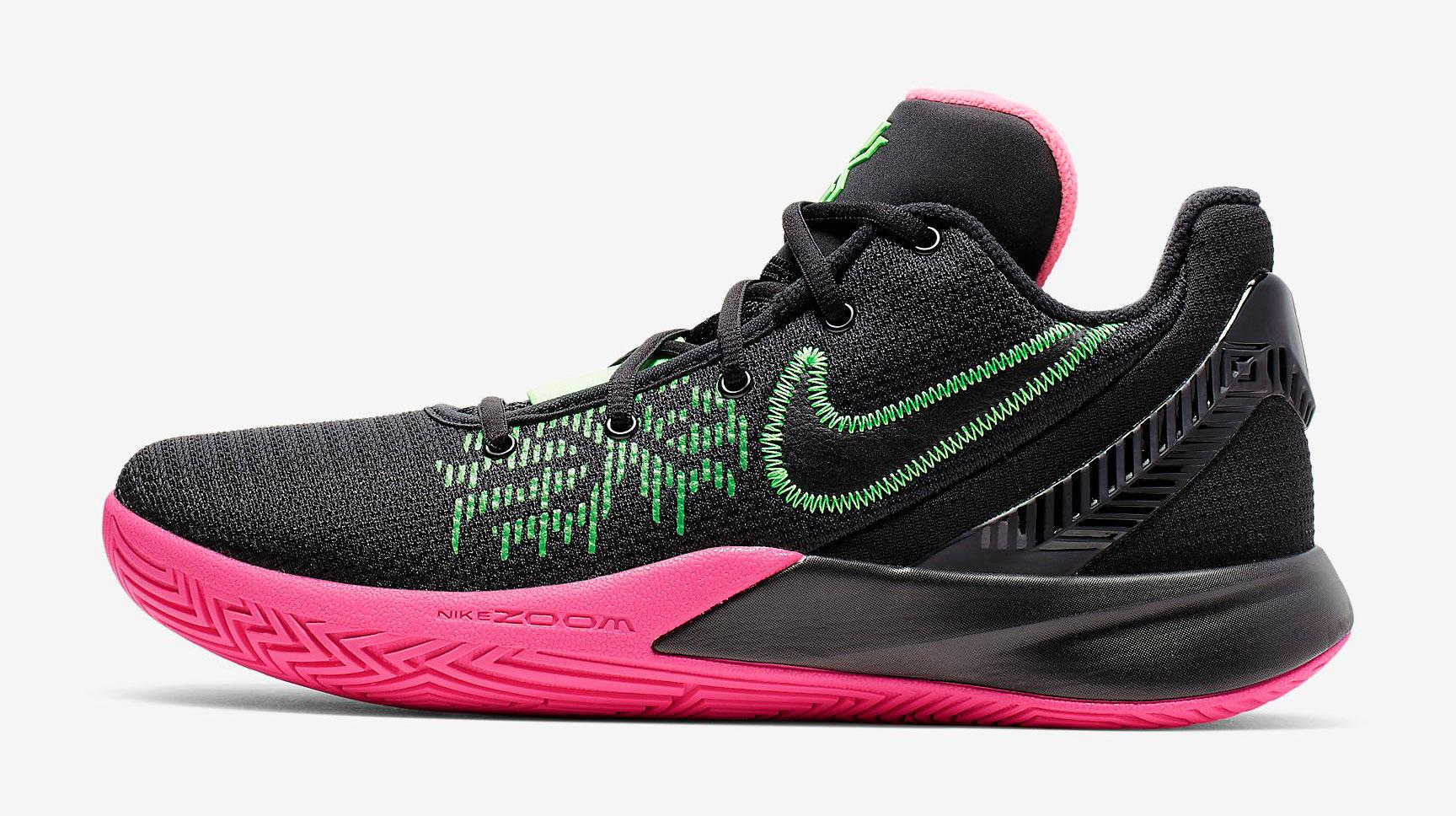nike-kyrie-flytrap-2-black-pink-green-release-date
