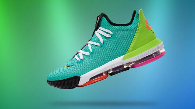 Nike LeBron 16 Low AIR LBJ Where to Buy