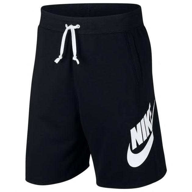 nike-sportswear-alumni-shorts-black-white