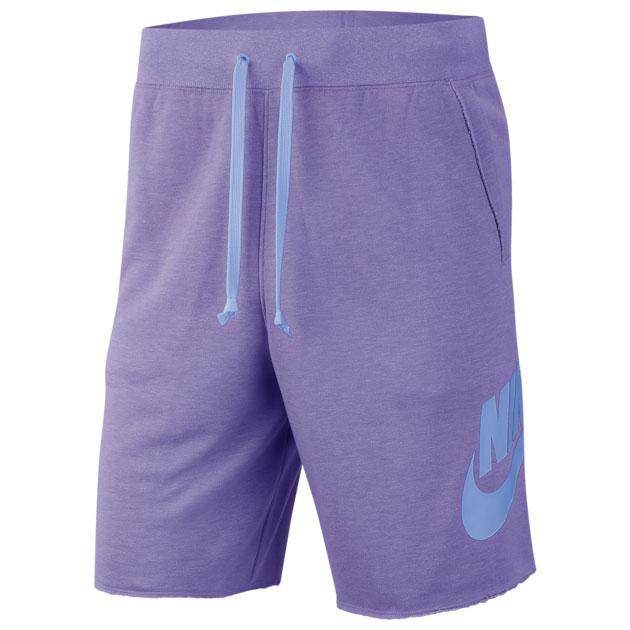 nike-sportswear-alumni-shorts-purple