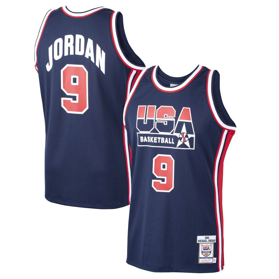 1992-nba-dream-team-michael-jordan-team-usa-jersey