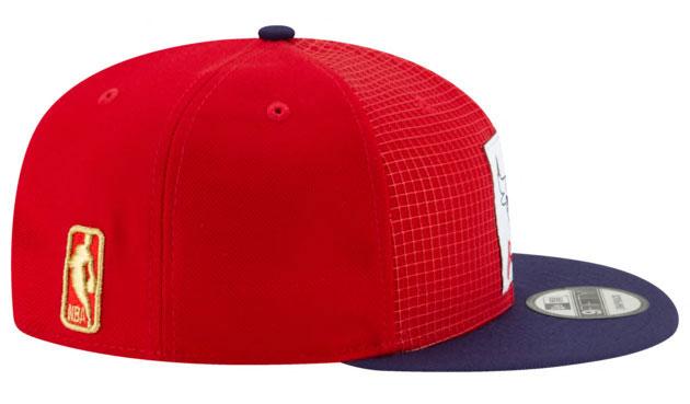 air-jordan-12-fiba-bulls-snapback-hat-3