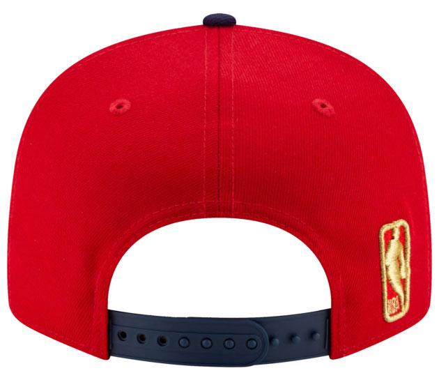 air-jordan-12-fiba-bulls-snapback-hat-5