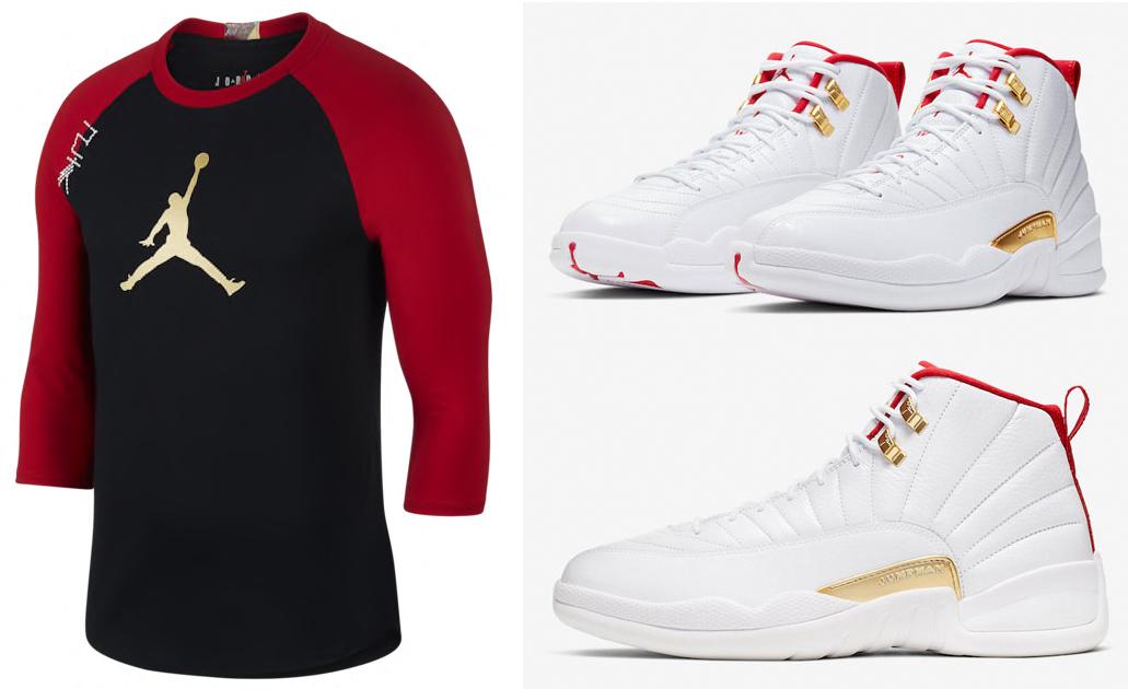 air-jordan-12-fiba-matching-shirt