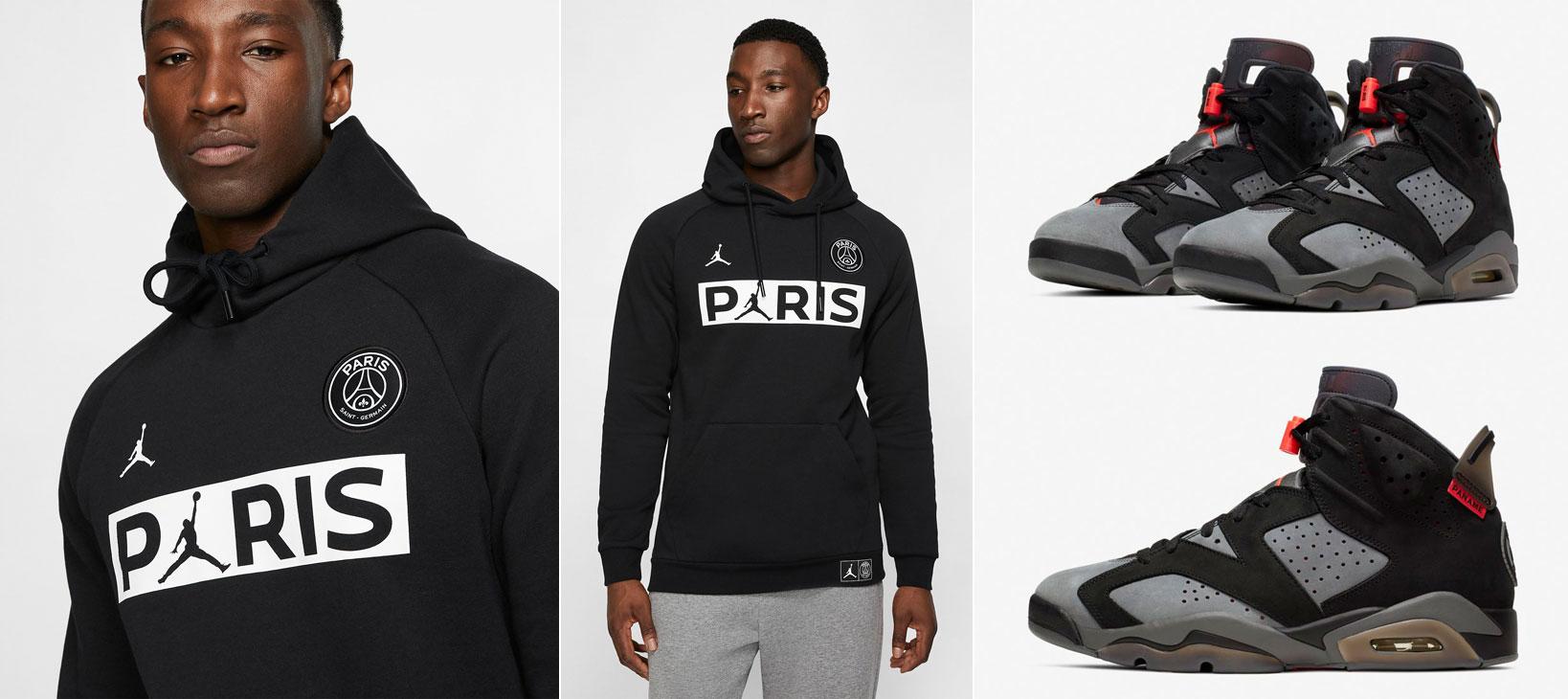 air-jordan-12-psg-paris-hoodie