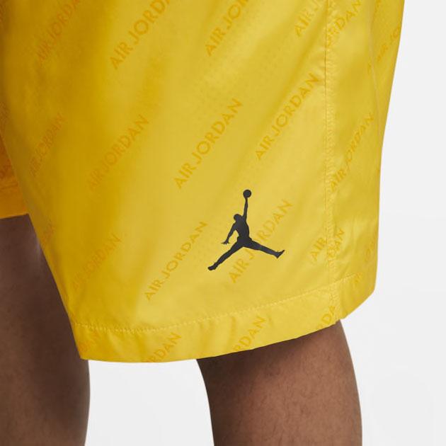 air-jordan-4-cool-grey-2019-yellow-shorts-3