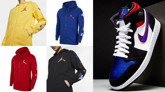 Jordan Rivals Collection | SneakerFits.com