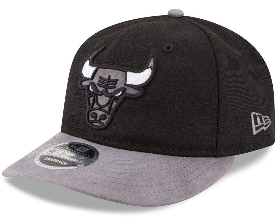 jordan-4-cool-grey-new-era-bulls-snapback-hat-match