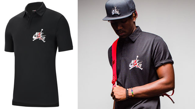 Jordan Jumpman Classics Polo Shirt x