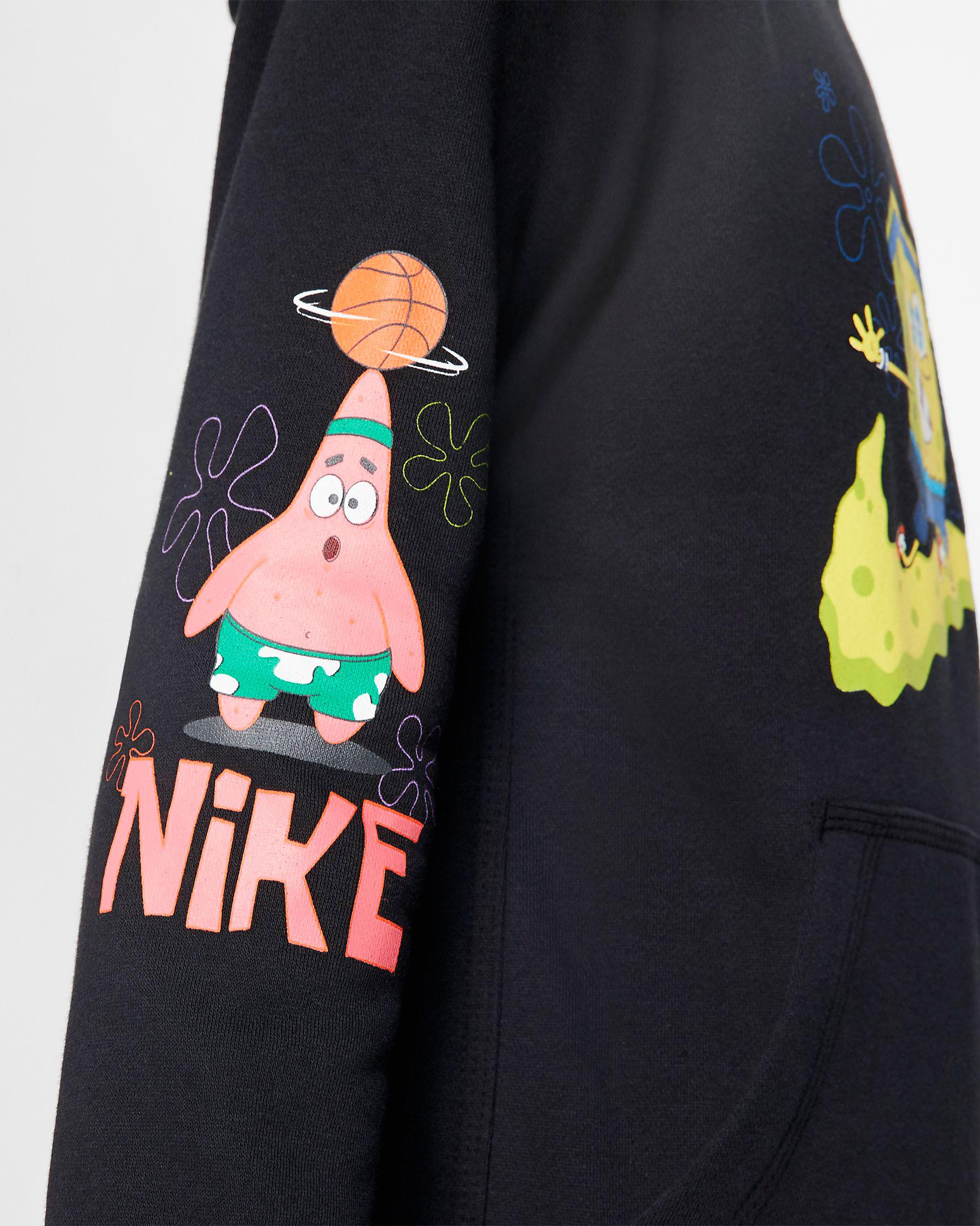 kids-nike-kyrie-spongebob-hoodie