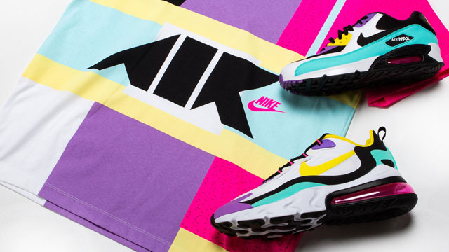 nike-air-max-270-react-geometric-shoes-shirt