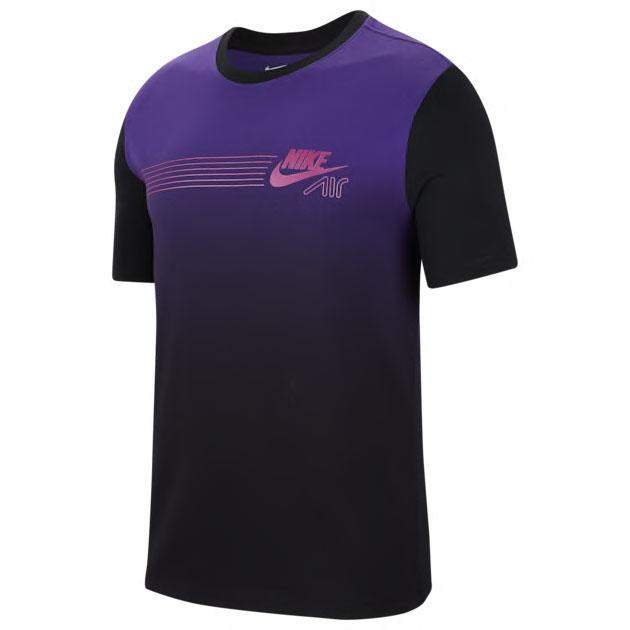 nike-foamposite-pro-purple-camo-shirt-match-3